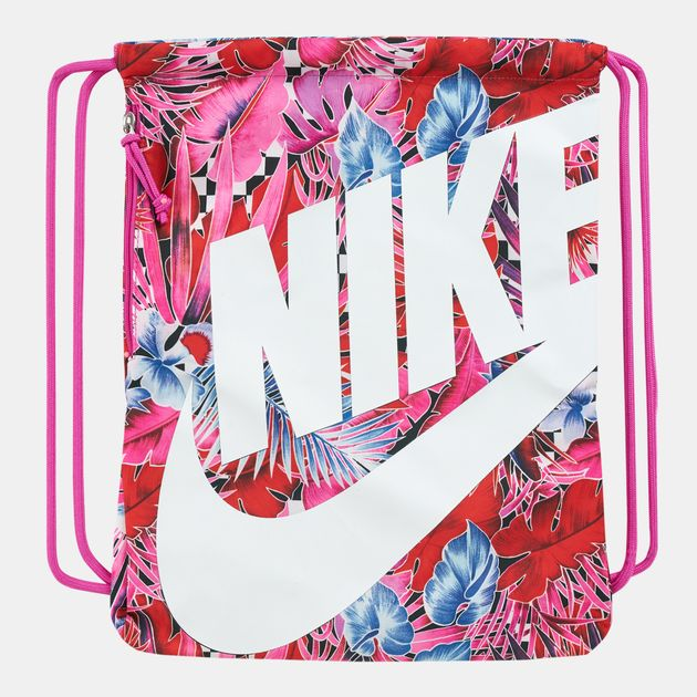 e2942f047 Nike Heritage Printed Gymsack | Backpacks and Rucksacks | Bags and ...