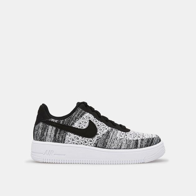 new arrival 4631c cb4c7 Nike Kids  Air Force 1 Flyknit 2.0 Shoe (Older Kids), 1662463