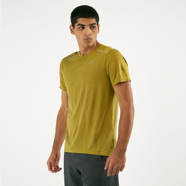really comfortable entire collection best sneakers Nike Men's Breathe Rise 365 Running T-Shirt