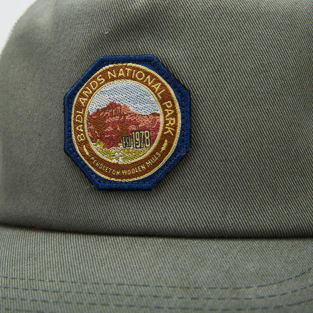2c2ab653a Hurley Men's Pendleton Badlands Hat