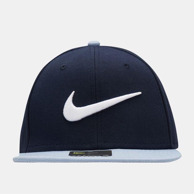 bf77aeebdda Nike Pro Swoosh Classic Cap - Blue