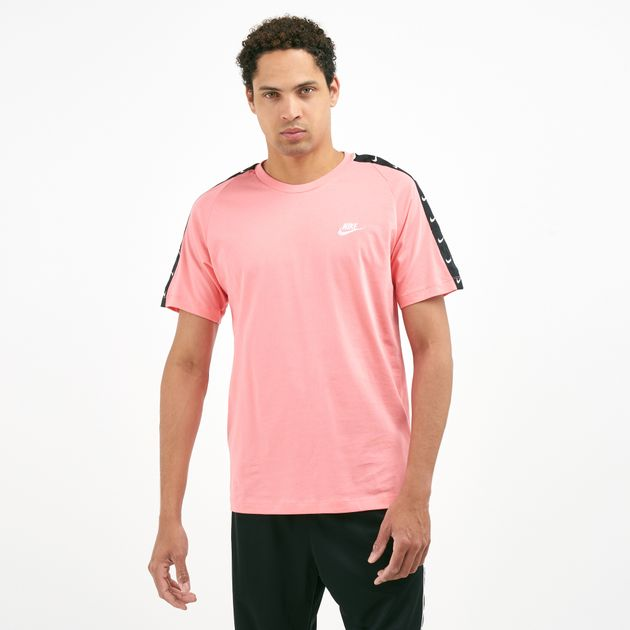 the latest in stock dirt cheap Nike Men's Repeat Swoosh T-Shirt | T-Shirts | Tops ...
