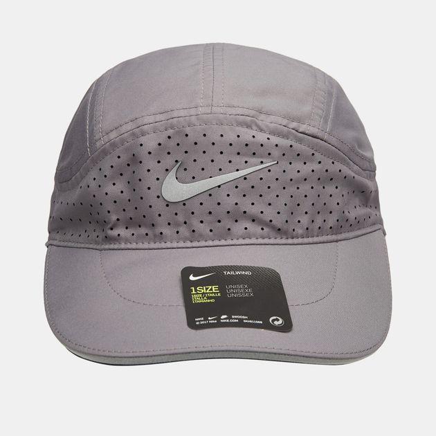 1870cb20d775c Nike Aerobill Tailwind Elite Cap - Grey