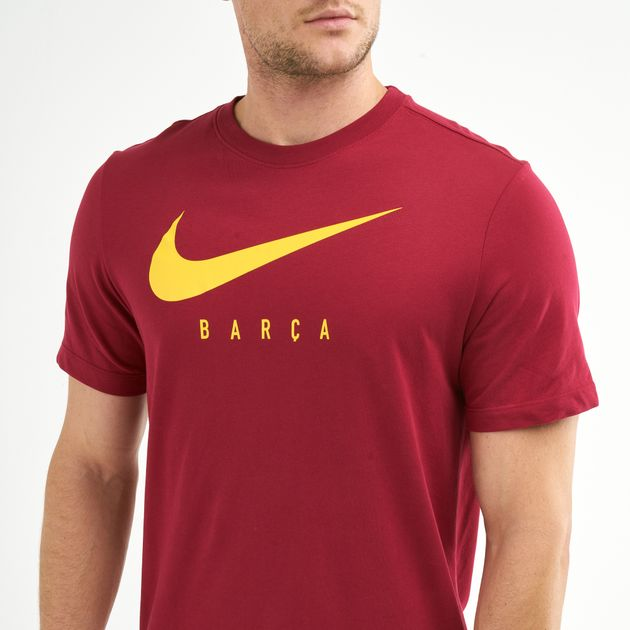 Nike T Shirt Barcelona Ground Training Dry Men's 5j4RL3A