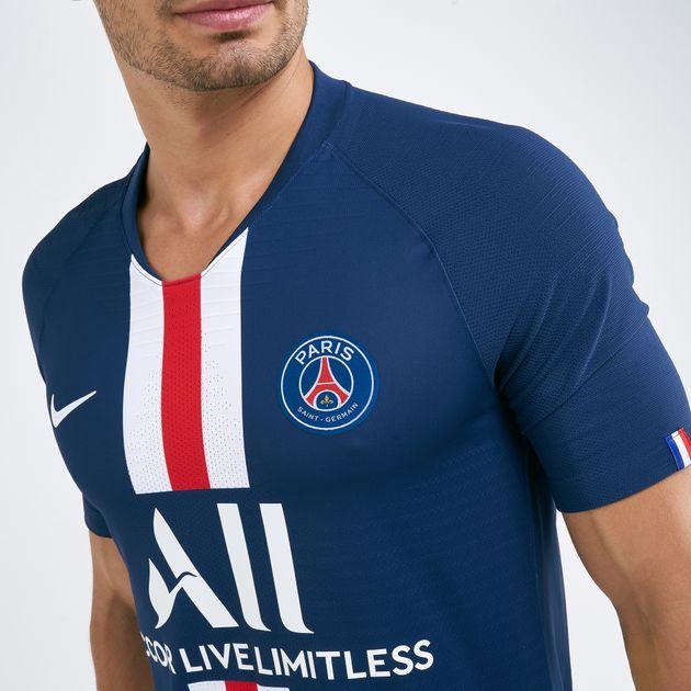 info for 5b188 1ab1a Nike Men's Paris Saint-Germain Vapor Match Home Jersey - 2019/20