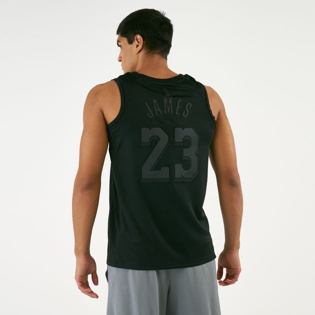 86da680fcdf446 Nike Men's NBA Los Angeles Lakers LeBron James MVP Jersey | Jerseys ...