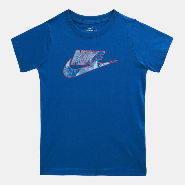 985eecf5 Nike Kids' Sportswear Futura Fill T-Shirt (Older Kids)