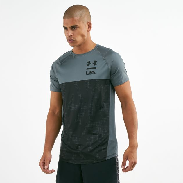 cb695a6fe79 Under Armour Men s MK-1 Colorblock T-Shirt
