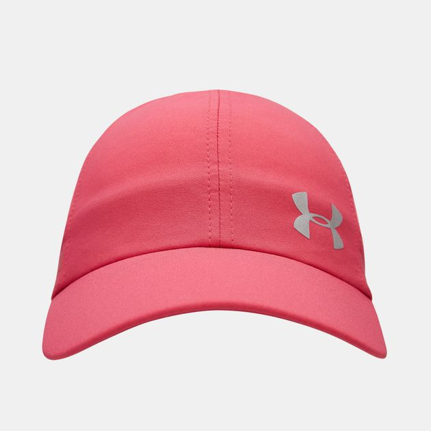 sports shoes 81186 866b1 Under Armour Women s Fly By Cap - Pink, 1506798