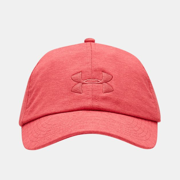 low priced fd600 e4279 Under Armour Women s Twisted Renegade Cap - Pink, 1683284