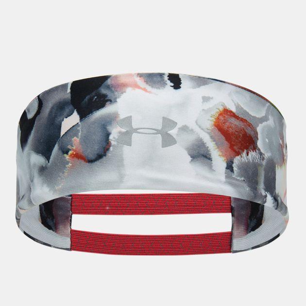0dcf1775fda319 Under Armour Women's Run Graphic Headband   Headbands   Accessories ...