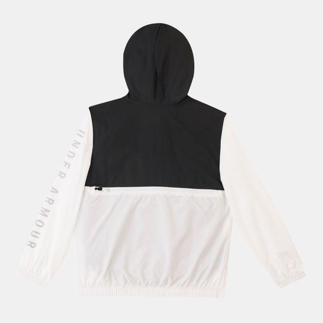 f227d78c1 Under Armour Kids' Packable 1/2 Zip Jacket (Older Kids) | Jackets ...
