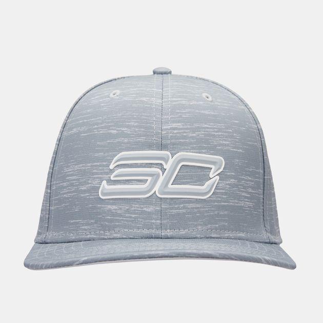 f9d33f9d898 Under Armour Men s SC30 Core 2.0 Cap - Grey