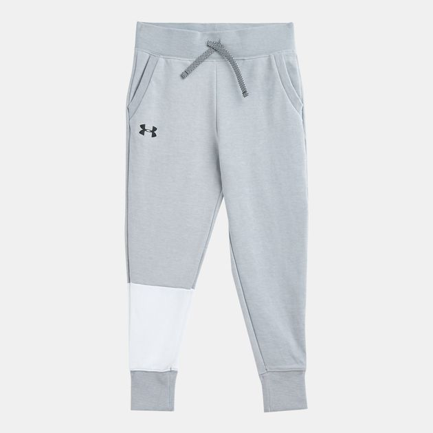 088cdd8ceb76f0 Under Armour Kids' Unstoppable Double Knit Jogger Pants (Older Kids),  1712085
