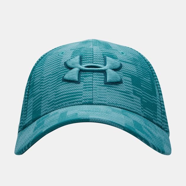 a733dc7a Under Armour Men's Printed Blitzing 3.0 Stretch Fit Cap | Caps ...
