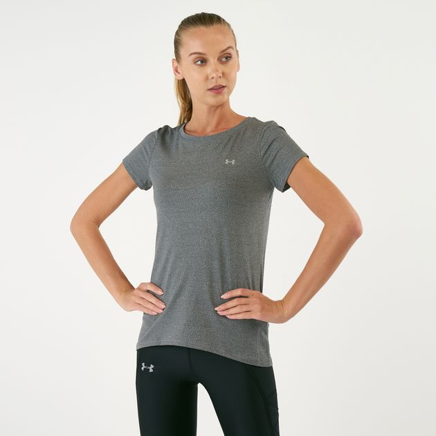 online shop fast delivery the best attitude Under Armour Women's HeatGear® Armour T-Shirt