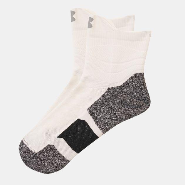2fcb2483dc77 Under Armour Men's Drive Quarter Socks | Socks | Accessories | Mens ...