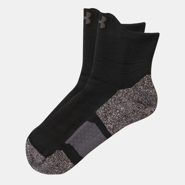 d11de2e4cd61 Under Armour Men's Drive Quarter Socks | Socks | Accessories | Men's ...