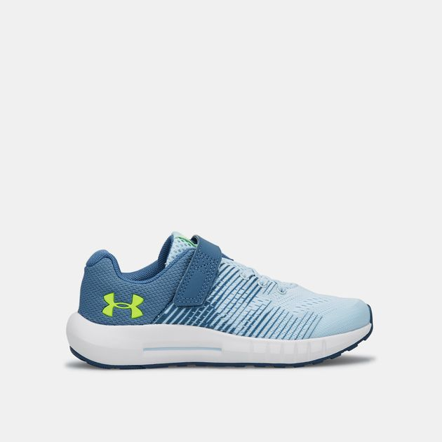 71b537c7 Under Armour Kids' Pursuit NG AC Shoe (Younger Kids) | Running Shoes ...