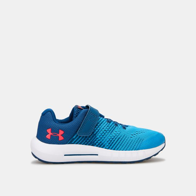 44028035 Under Armour Kids' Pursuit Running Shoe (Older Kids) | Running Shoes ...