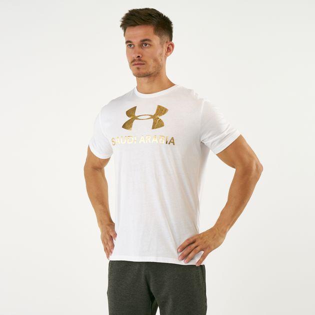 e280bdb62 Under Armour Men's Saudi Arabia Graphic T-Shirt | T-Shirts | Tops ...