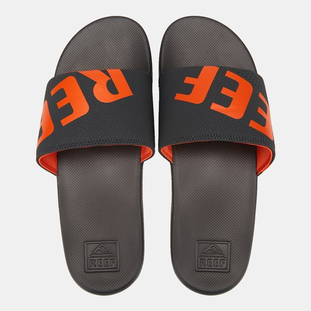 new concept 677fe f6e8c Reef Men's One Slides