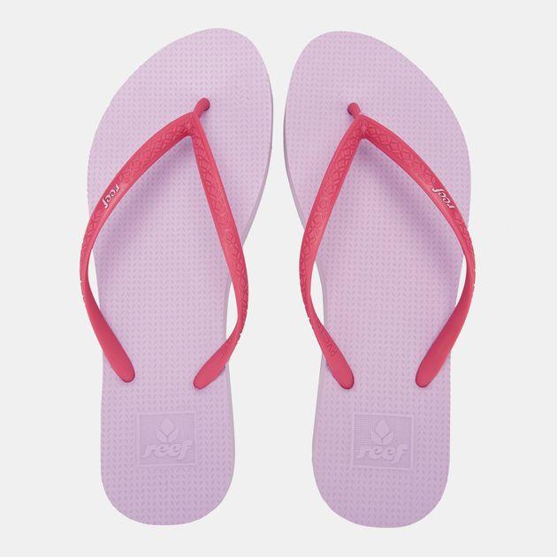 f42808ff95cc Reef Women s Escape Basic Flip Flops