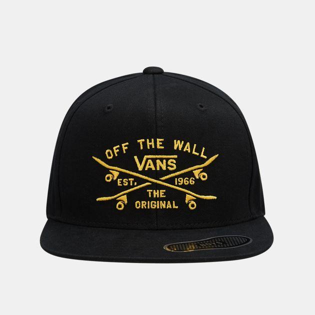 8f53144624 Vans Kids' Skate Lock Up Snapback Cap