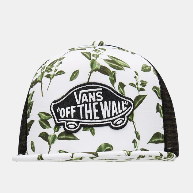 d71368fda09987 Vans Men s Classic Patch Trucker Plus Cap - Multi