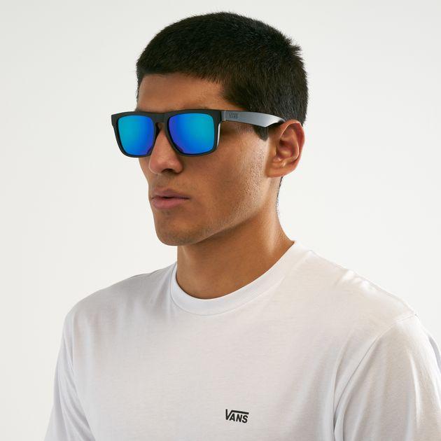 64537bd5d1175 Vans Men s Squared Off Sunglasses - Black