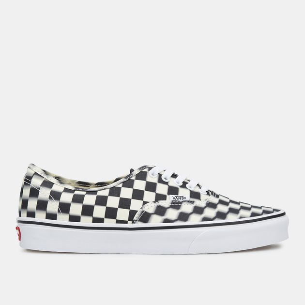 511106bf777 Vans Authentic Checkerboard Shoe