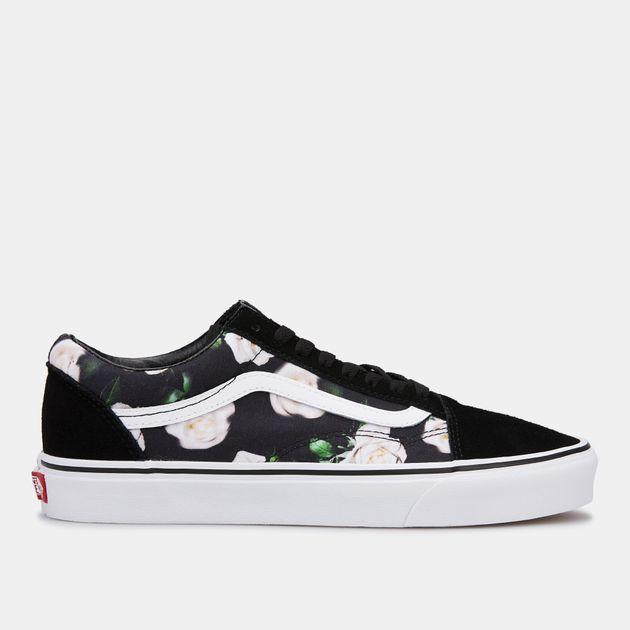 615888ccf4 Vans Unisex Romantic Floral Old Skool Shoe
