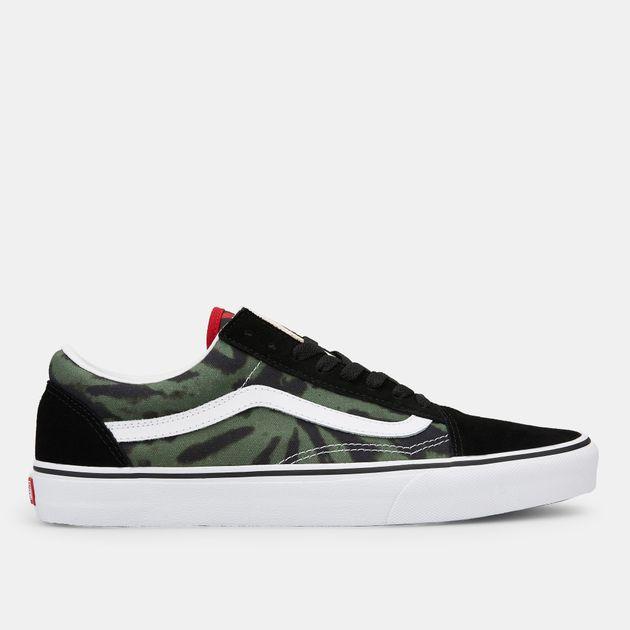 c2418ca9d1 Vans Tie Dye Old Skool Shoe