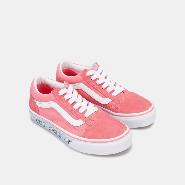 Vans Kids  Unicorn Old Skool Shoe (Younger Kids)  84500d156
