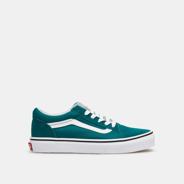 Vans Kids' Old Skool Shoe (Older Kids