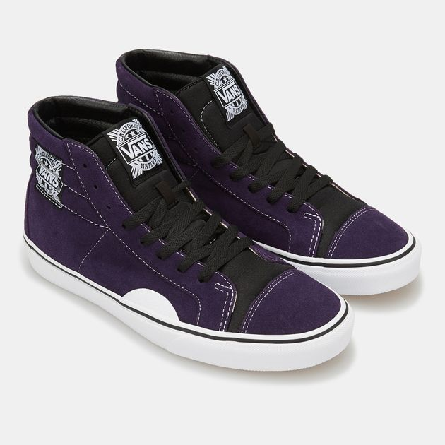 9b5ed7a1b3fbe6 Vans California Native Suede Style 238 High Top Shoe