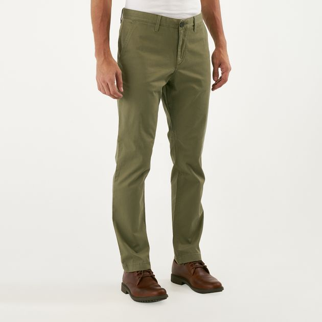 undefeated x new products pretty nice Timberland Men's Squam Lake Straight Chino Pants