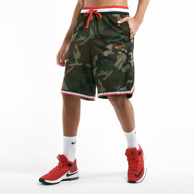 Men's Nike Dri FIT DNA Camo Basketball Shorts