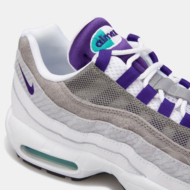 low priced 43fa5 0be6e Nike Men's Air Max 95 LV8 Shoe