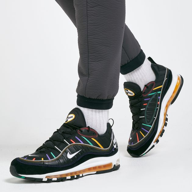 Nike Men's Air Max 98 Premium Shoe