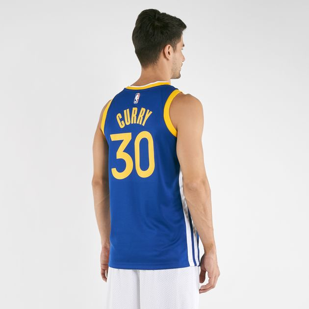 huge selection of 71fd7 be160 Nike Men's NBA Golden State Warriors Stephen Curry Dri-FIT Swingman Jersey