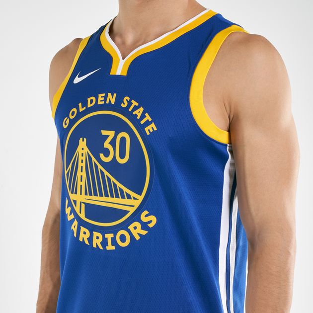 huge selection of f2721 c34b6 Nike Men's NBA Golden State Warriors Stephen Curry Dri-FIT Swingman Jersey