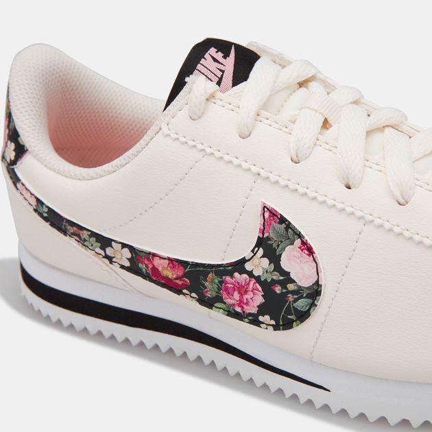 Basic Floral Shoeolder Nike Kids' Kids Vintage Cortez OXkZTwPui