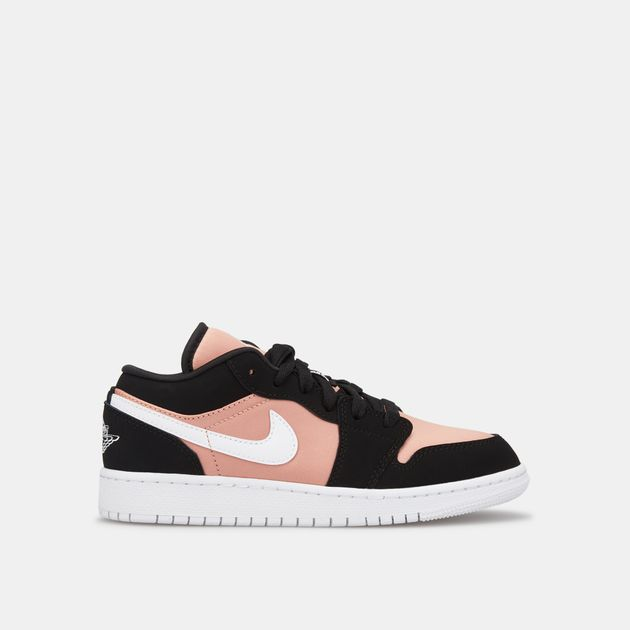 best website 4a6cf 6aa71 Jordan Kids' Air Jordan 1 Low Shoe (Older Kids)