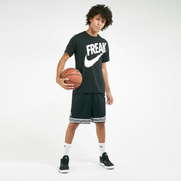 Giannis Nike Dri FIT 'Freak' Men's Basketball T Shirt