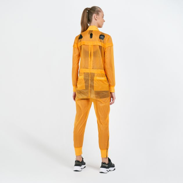 nike yellow jumpsuit