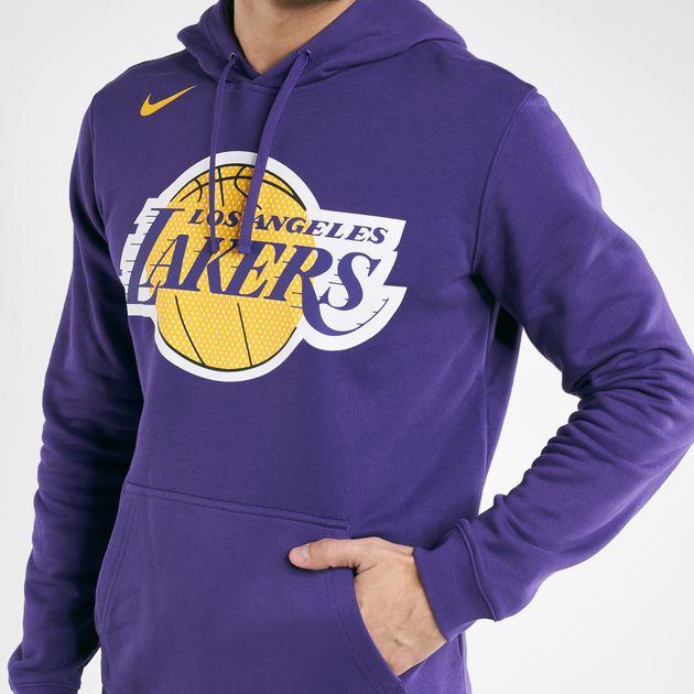Nike Men S Men S Nba Hoodie Los Angeles Lakers Hoodies Hoodies And Sweatshirts Clothing Men S Sale Ksa Sale Sss