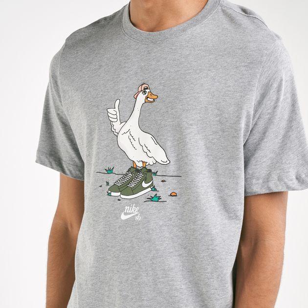 nike tee goose