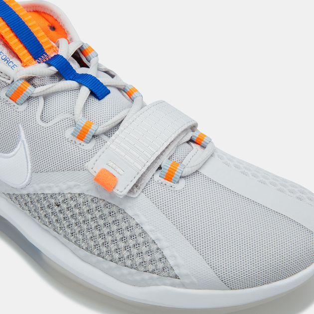 Nike Men's Air Force Max Low Basketball Shoe