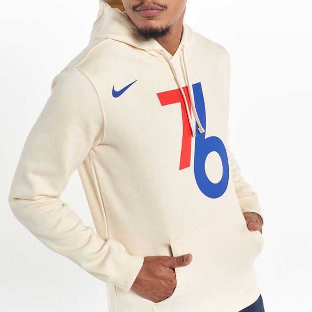nike 76ers hoodie